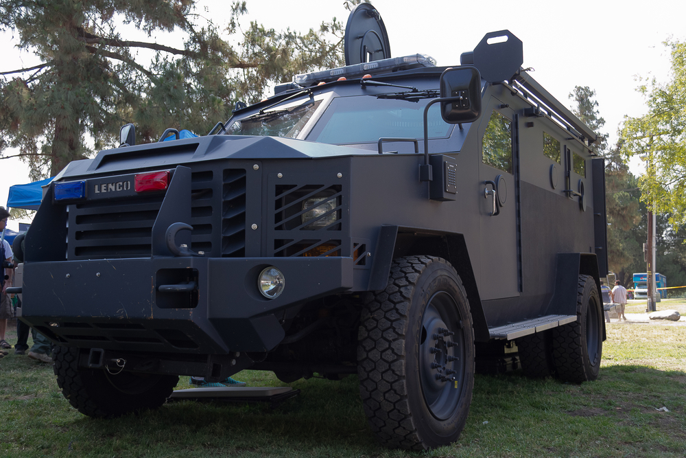 swat vehicle jomarr fire suppression